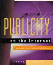 Cover of: Publicity on the Internet