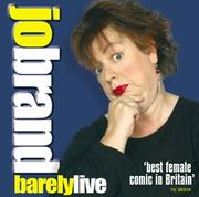 Cover of: Jo Brand Barely Live