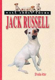Cover of: All About Your Jack Russell