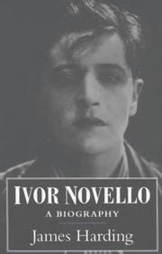 Cover of: Ivor Novello