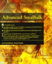 Cover of: Advanced Smalltalk