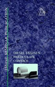 Cover of: Diesel Engines