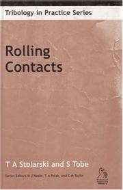 Cover of: Rolling contacts |