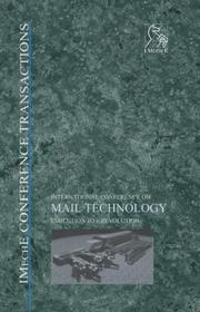 Cover of: Mail Technology