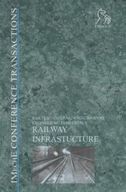 Cover of: Railway Infrastructure