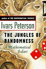 Cover of: The jungles of randomness | Ivars Peterson