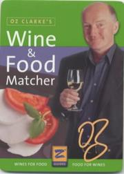Cover of: Oz Clarke's Wine and Food Matcher (Z Guides)