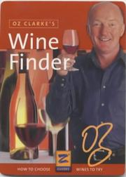Cover of: Oz Clarke's Wine Finder (Wine Reference Z Guides)