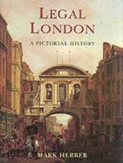 Cover of: Legal London