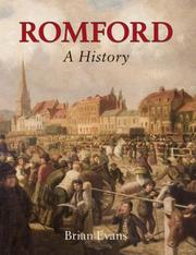 Cover of: Romford | Brian Evans