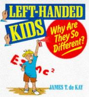 Cover of: Left-handed Kids