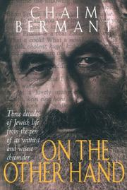 Cover of: On the other hand