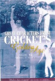 Cover of: A Century of Cricket Quotations