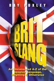 Cover of: Britslang