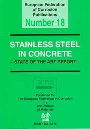 Stainless Steel in Concrete