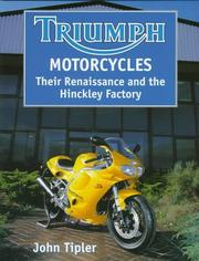 Cover of: Triumph Motorcycles