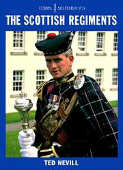Cover of: The Scottish Regiments (Europa Militaria)