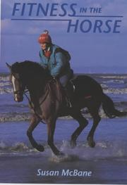 Cover of: Fitness in the Horse | Susan McBane