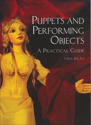 Cover of: Puppets and Performing Objects