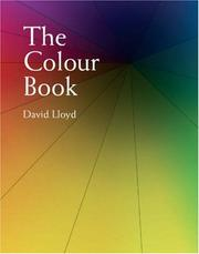 Cover of: The Colour Book | David Lloyd
