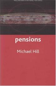 Cover of: Pensions (Policy and Politics in the Twenty-First Century)
