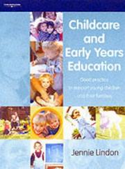 Cover of: Child Care and Early Education