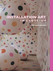 Cover of: Installation Art In Close-Up (Art in Close-up)