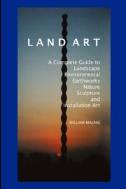 Cover of: Land Art