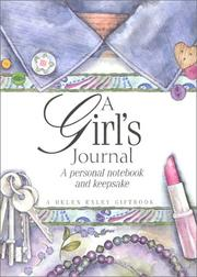 Cover of: A Girls Journal