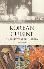 Korean Cuisine by Michael J. Pettid