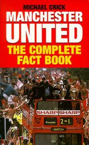 Cover of: Manchester United