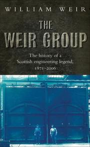 Cover of: The Weir Group