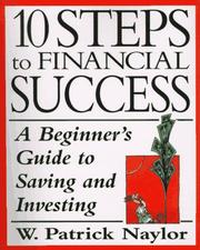 Cover of: 10 steps to financial success