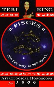 Cover of: Pisces