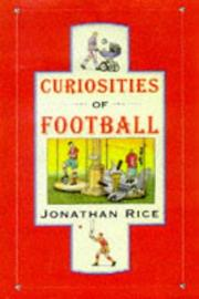 Cover of: Curiosities of Football