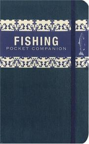 Cover of: The Fishing Pocket Companion
