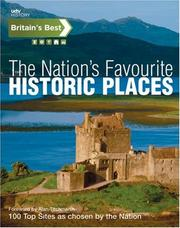 Cover of: Britain's Best: The Nation's Favourite Historic Places