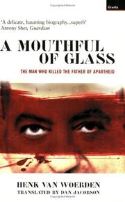 Cover of: A Mouthful of Glass