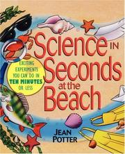 Cover of: Science in seconds at the beach