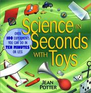 Cover of: Science in seconds with toys