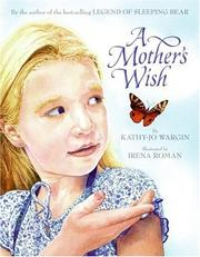 Cover of: A mother's wish