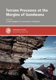 Cover of: Terrane Processes at the Margins of Gondwana