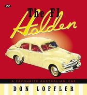 Cover of: The FJ Holden