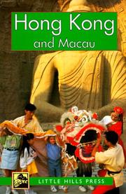 Cover of: Hong Kong and Macau (Little Hills Press Travel Guides)