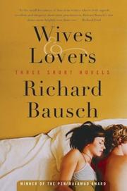 Cover of: Wives & lovers: three short novels