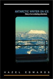 Cover of: Antarctic Writer on Ice