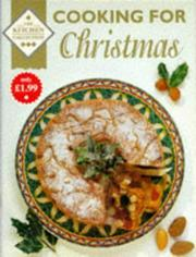 Cover of: Cooking for Christmas (The Kitchen Collection) | Ursula Ferrigno