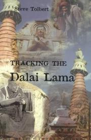 Cover of: Tracking the Dalai Lama
