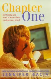 Cover of: Chapter One