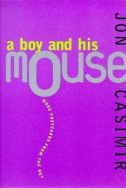 Cover of: A Boy and His Mouse